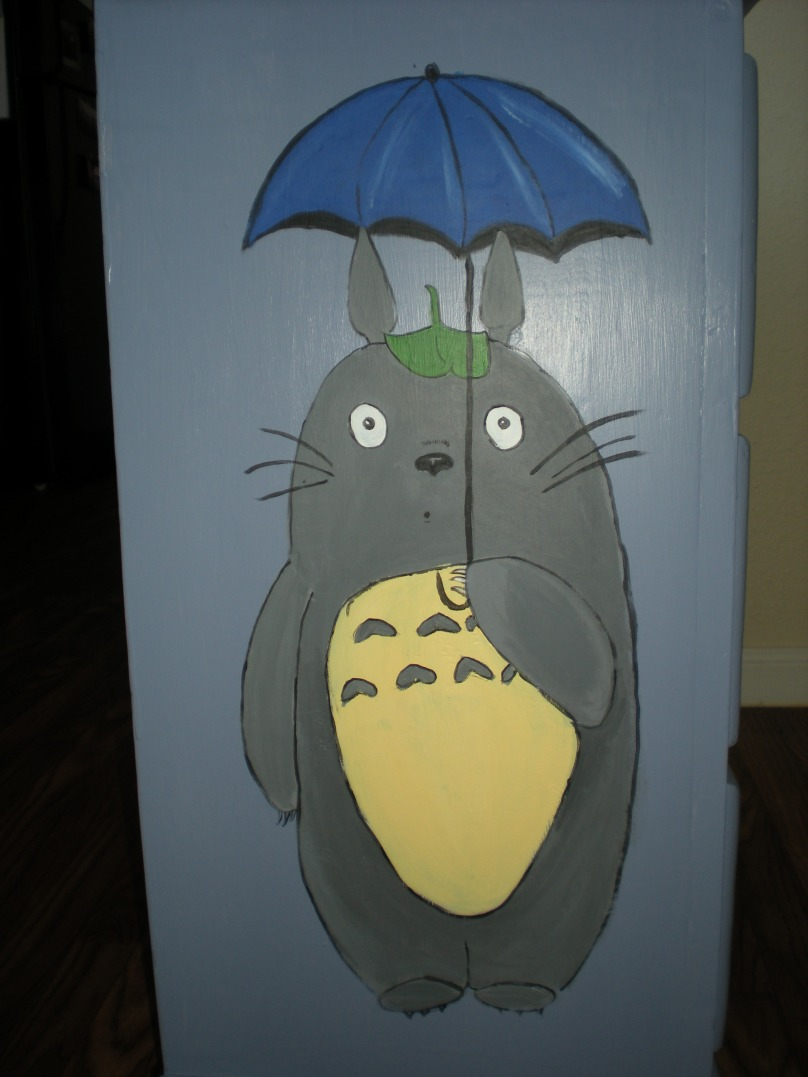 Totoro Nightstand