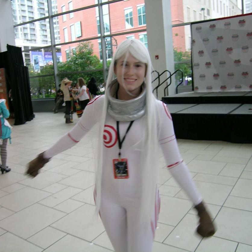 Shiro from Deadman Wonderland